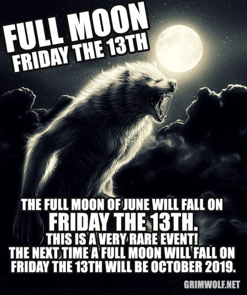 Full Moon Friday The 13th Pictures, Photos, and Images for ...