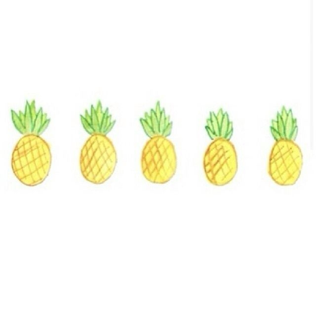 Cute Pineapple Tumblr | www.pixshark.com - Images ...