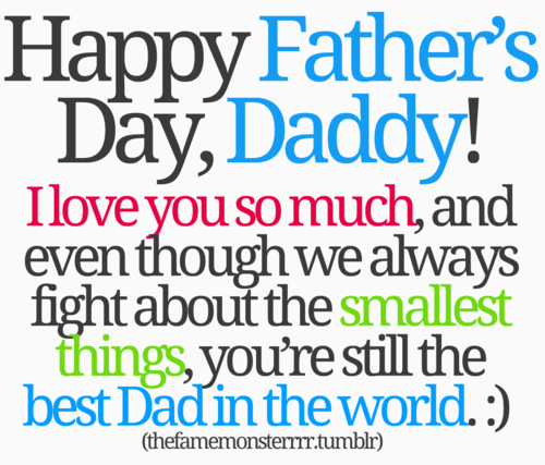 Happy Fathers Day Dad Quotes Happy Fathers Day, Daddy Pictures, Photos, and Images for Facebook  Happy Fathers Day Dad Quotes