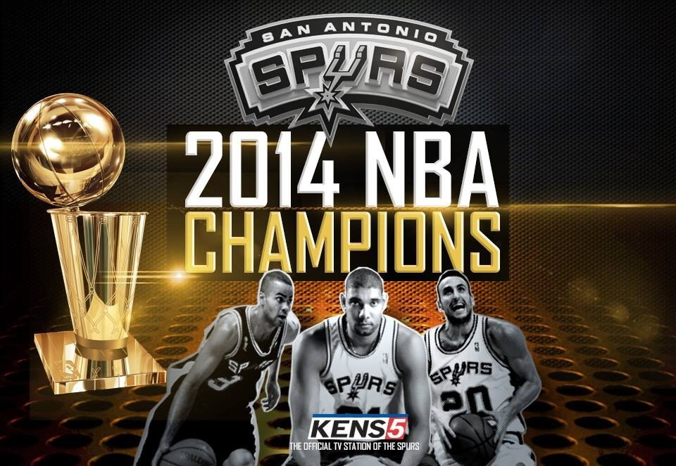 Spurs 2014 NBA Champions Pictures Photos And Images For