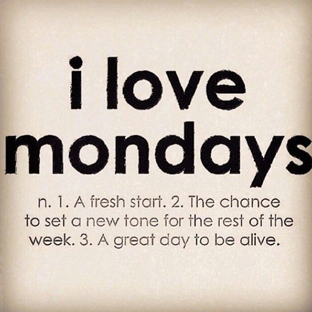 i love mondays pictures photos and images for facebook