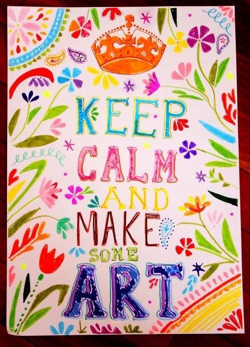 how to create keep calm pics