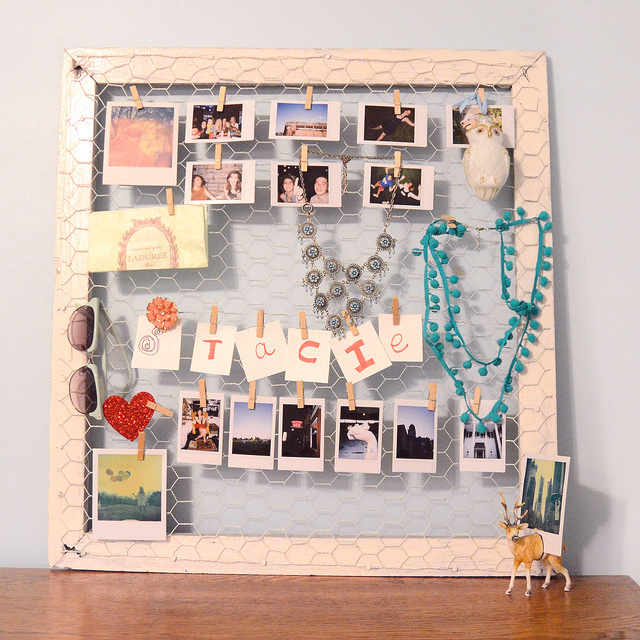 Diy Bulletin Board From An Old Window Pictures Photos And Images