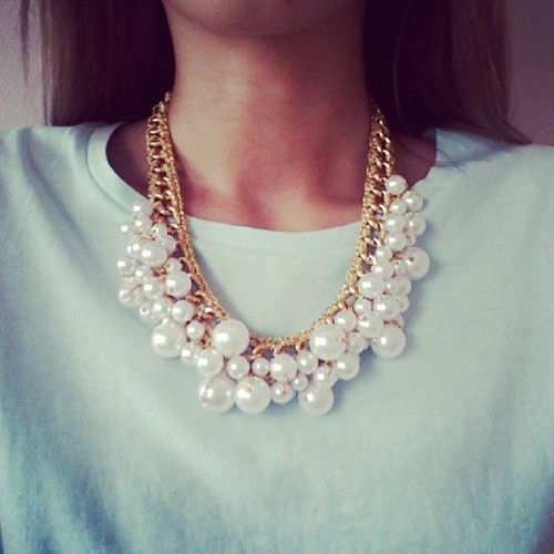 necklaces necklace pinterest beaded best on images jewelry chunky inspirations opalescent ideas