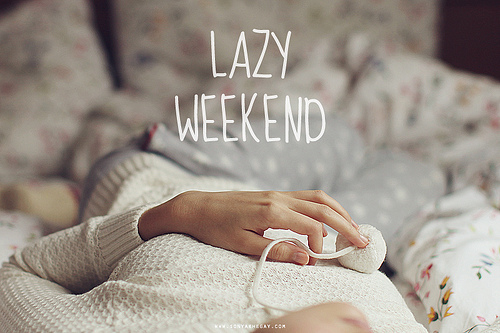 Lazy Weekend Pictures, Photos, and Images for Facebook ...