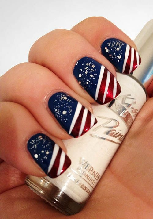 American Nails Pictures, Photos, And Images For Facebook