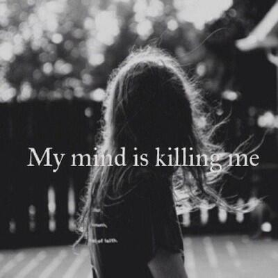 my mind is killing me pictures photos and images for facebook