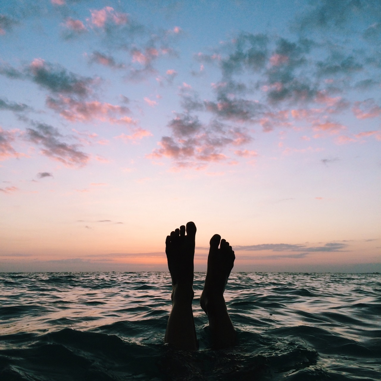 Feet In The Ocean Pictures Photos And Images For