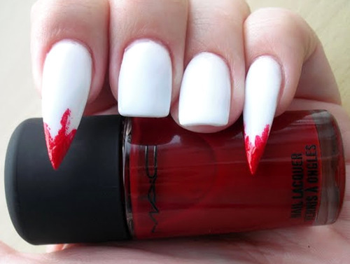 Vampire Nails Pictures, Photos, and Images for Facebook