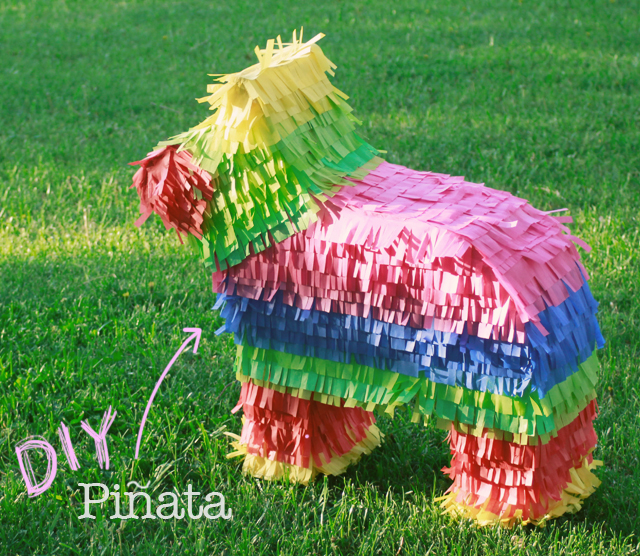 diy pinata pictures photos and images for facebook. Black Bedroom Furniture Sets. Home Design Ideas