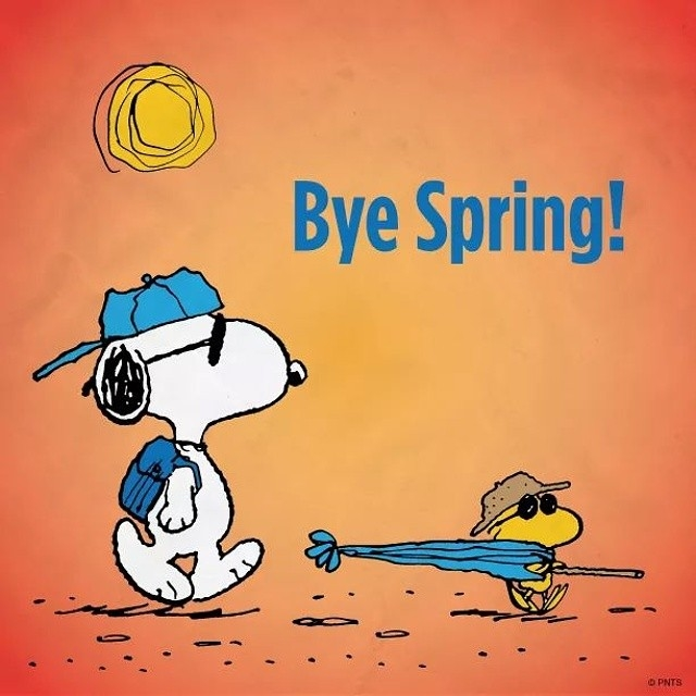Bye Spring Pictures, Photos, and Images for Facebook, Tumblr, Pinterest, and ...