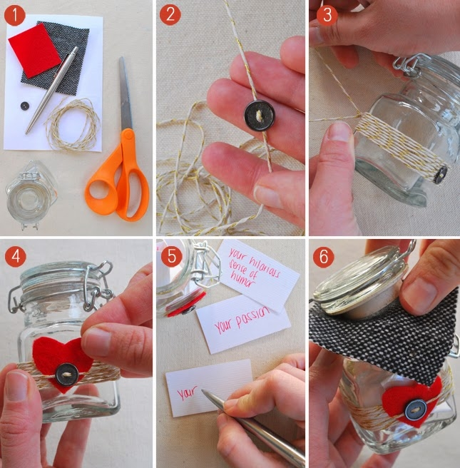 Идеи для подарков своими руками на день святого валентина