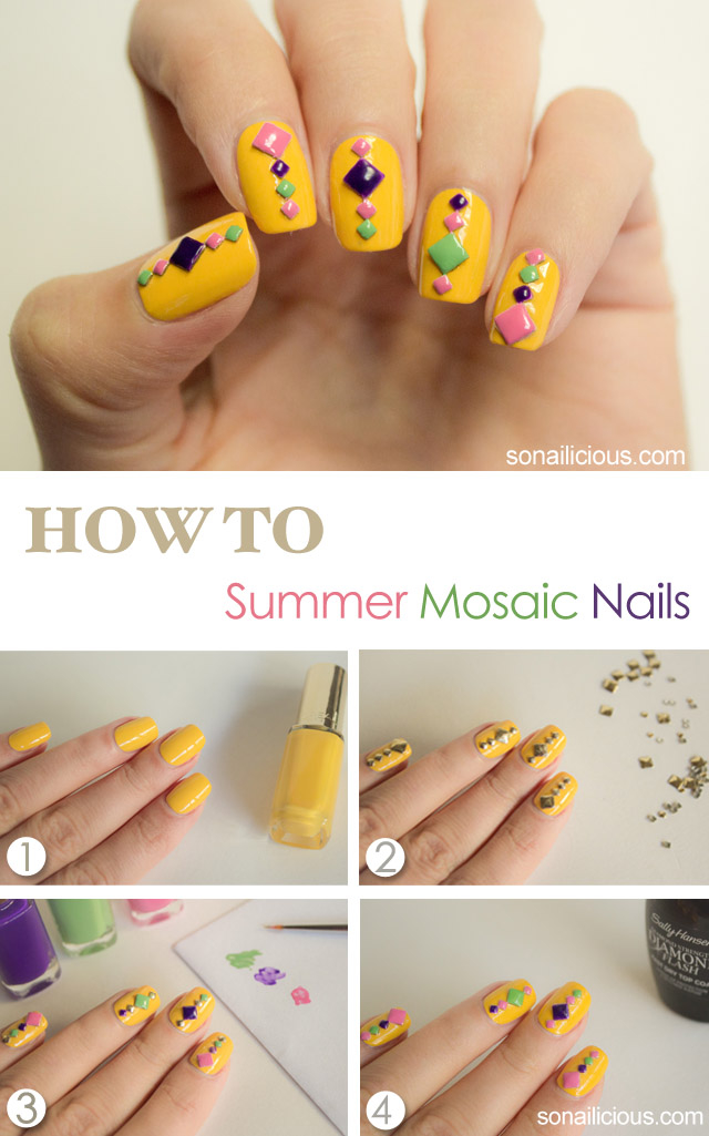 diy summer nails pictures photos and images for facebook
