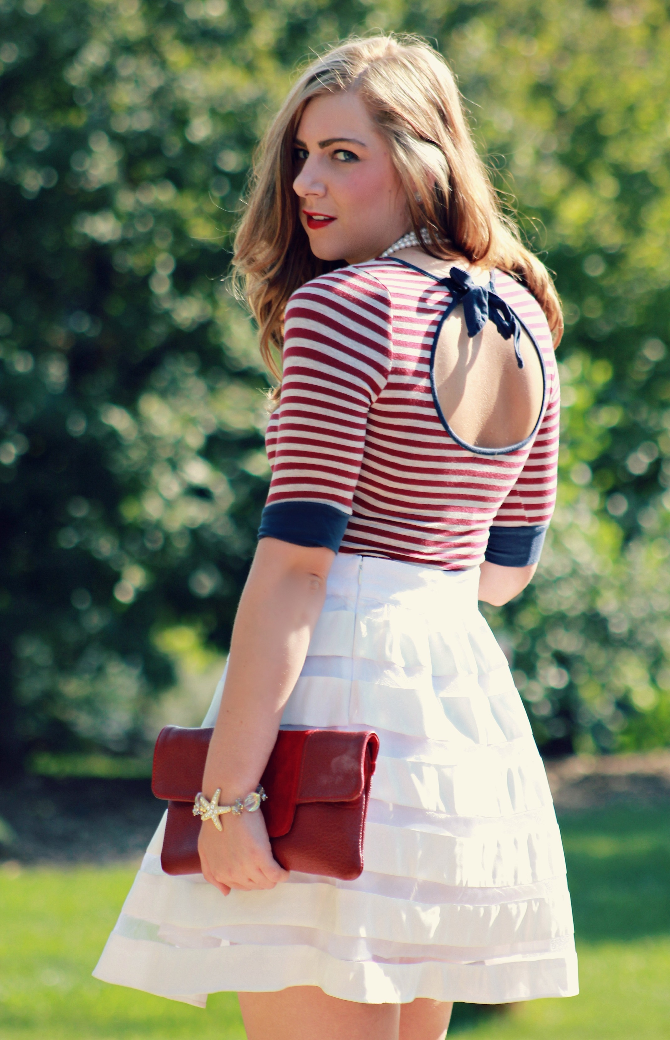 03102fc3c2772 4th Of July Skirt   Top Pictures