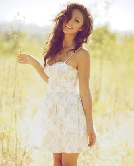 Cute Short Summer Dress Pictures Photos and Images for Facebook ...
