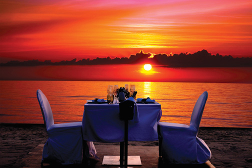 Romantic Dinner On The Beach Pictures Photos And Images