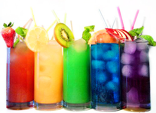 Fruity colorful drinks pictures photos and images for for Fun alcoholic drinks to make