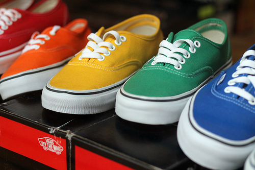 27a1ab86b15d Color Vans Pictures