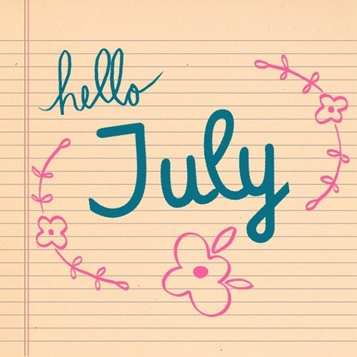 Hello July Pictures, Photos, And Images For Facebook, Tumblr, Pinterest, And