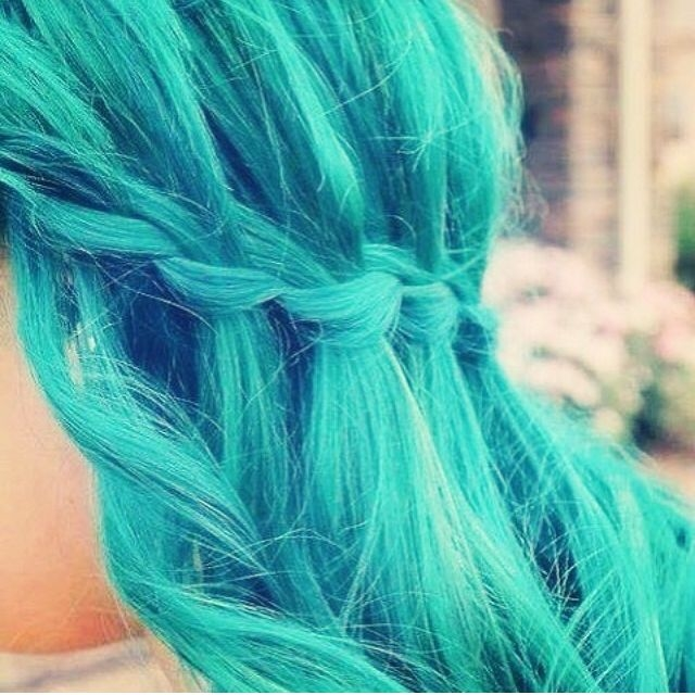 Aqua Hair Pictures Photos And Images For Facebook