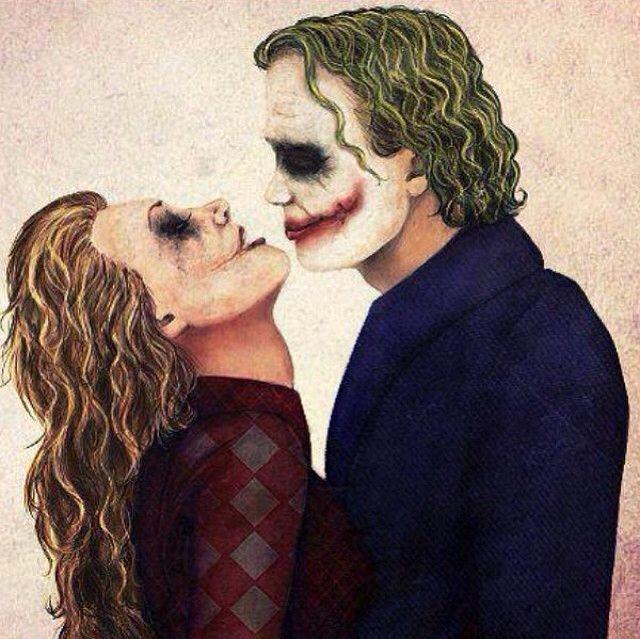 The joker love quotes