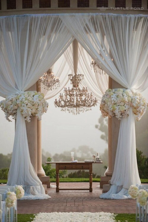 Outdoor wedding decor pictures photos and images for facebook outdoor wedding decor junglespirit Choice Image