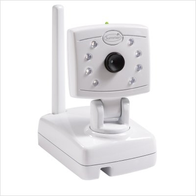 Summer Infant Extra Camera For Day And Night Baby Video