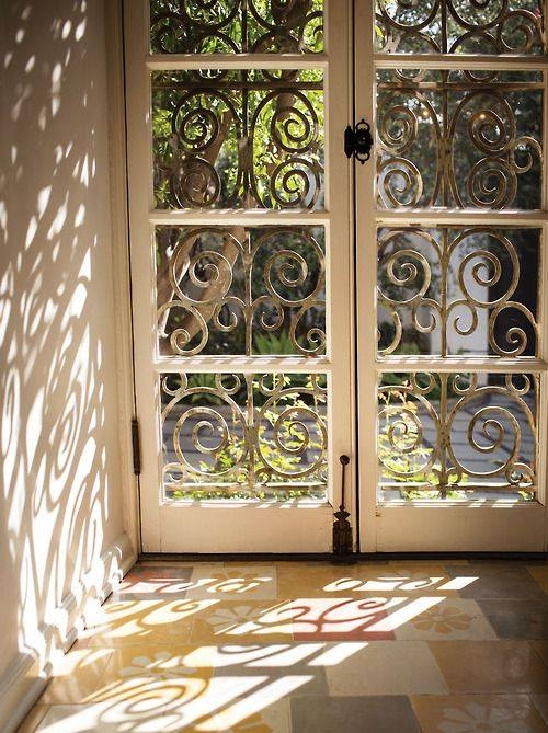 Beautiful French Doors Pictures Photos and Images for Facebook