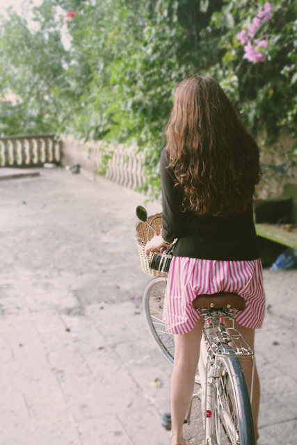 Girl On A Bike Pictures Photos And Images For Facebook