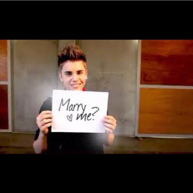 Justin Bieber Marry Me Pictures Photos And Images For