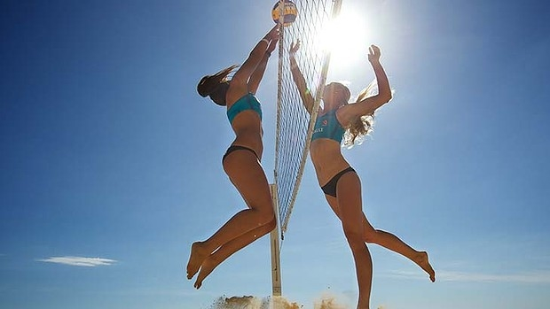 Volleyball Perfect Sport For Summer Pictures, Photos, and Images for ...
