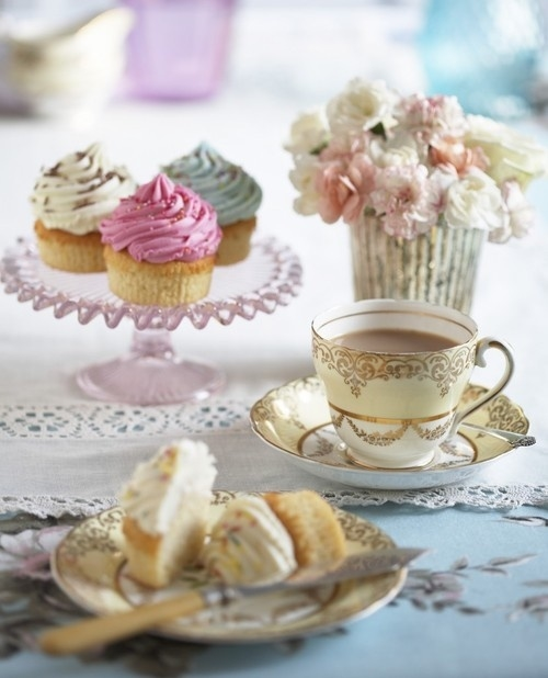 Pretty Tea Party Pictures, Photos, And Images For Facebook