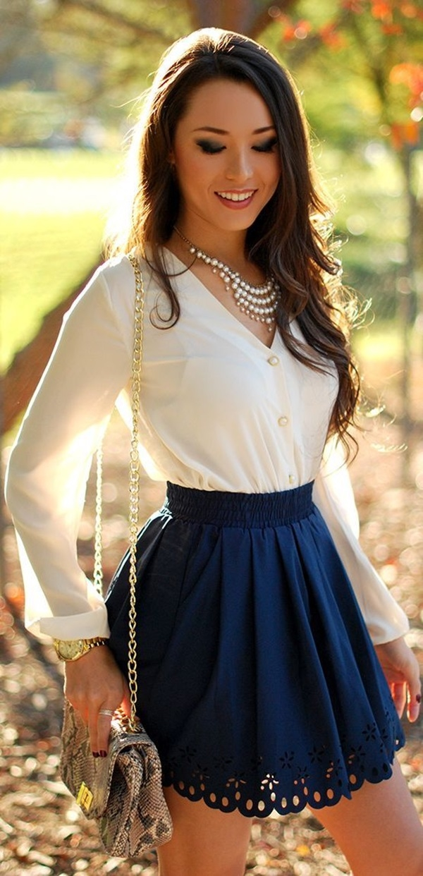588837c77c371 Skirt   Blouse Pictures