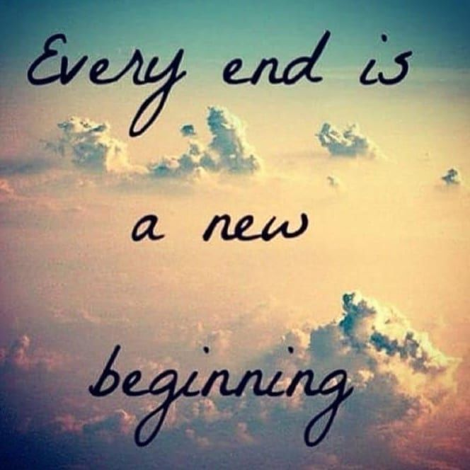 New Beginnings Tumblr Quotes: Every End Pictures, Photos, And Images For Facebook