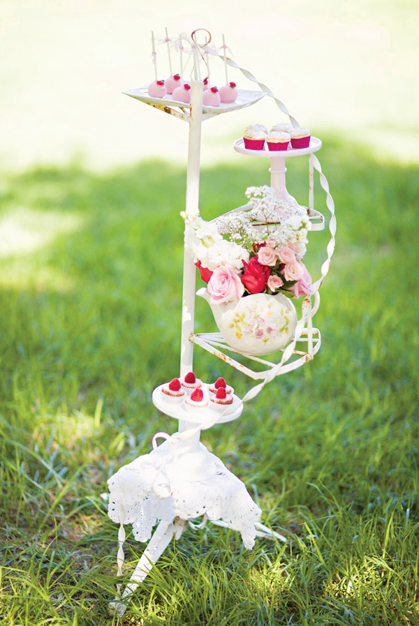 Plant Stand Used For Party Food Pictures Photos And Images