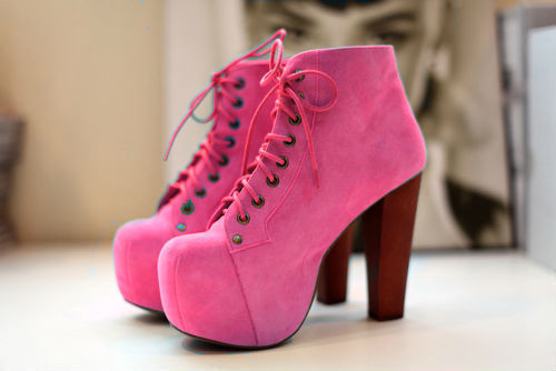 Cute Pink Heels Pictures, Photos, and Images for Facebook, Tumblr ...