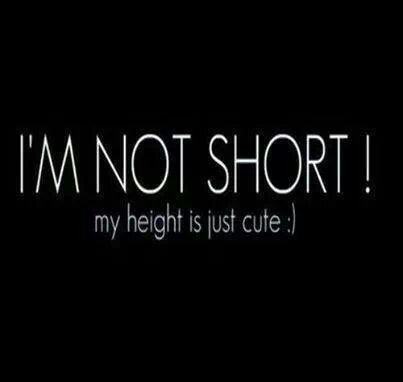 im not short my height is just cute pictures photos and