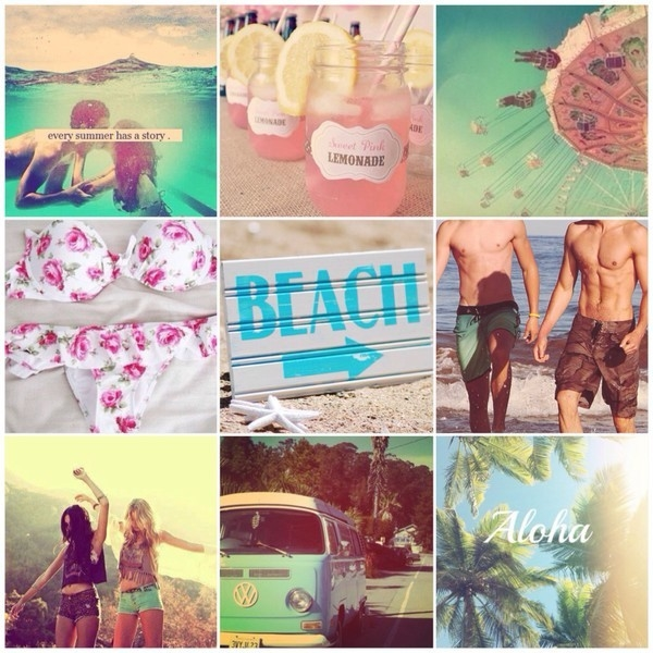 Summer Collage Pictures, Photos, and Images for Facebook ...