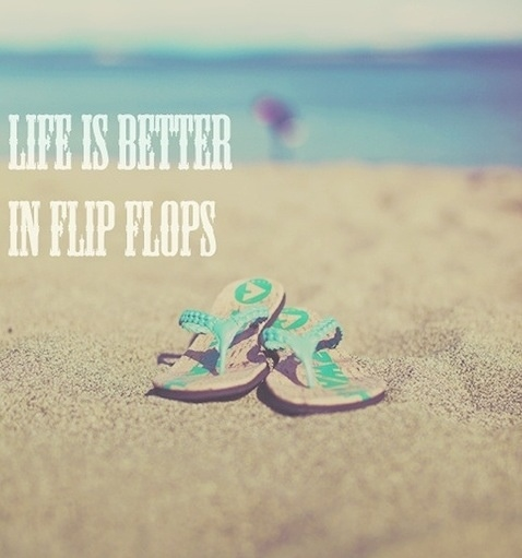 Life Is Better In Flip Flops Pictures, Photos, and Images for Facebook, Tumbl...