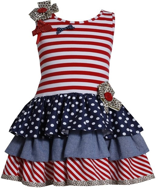 Bonnie Jean Girls 4th Of July Summer Dress Pictures, Photos, and ...