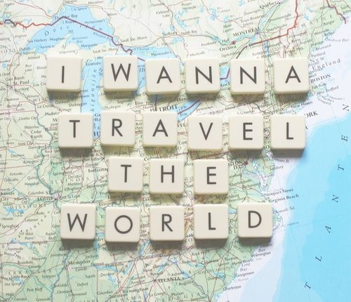 I Wanna Travel The World Pictures, Photos, and Images for ...