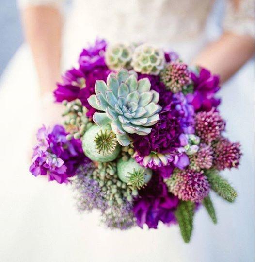 Wedding Bouquet Quotes: Sedum Bridal Bouquet Pictures, Photos, And Images For