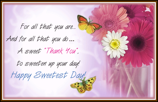 For all that you are and for all that you doa sweet thank you for all that you are and for all that you doa sweet thank you m4hsunfo