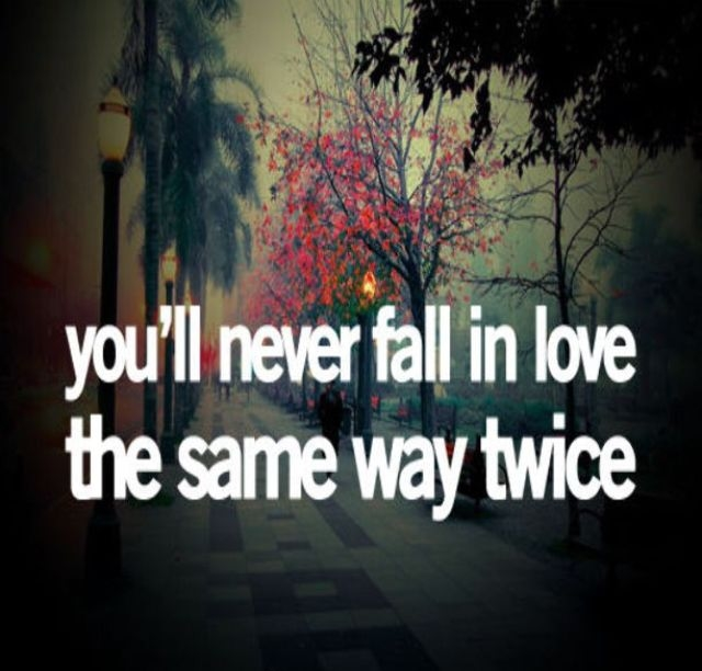Youll Never Fall In Love Twice Pictures, Photos, and Images
