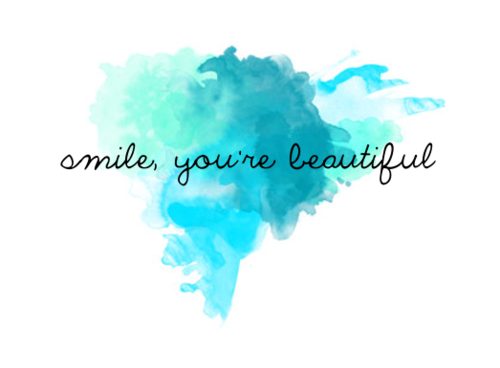 smile youre beautiful pictures photos and images for