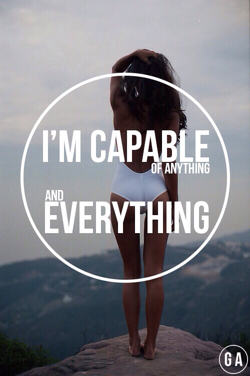 Good Morning Love Greetings Im Capable Of Anything...