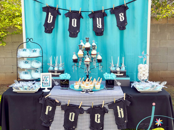 Rock Party Baby Shower Theme Pictures, Photos, and Images
