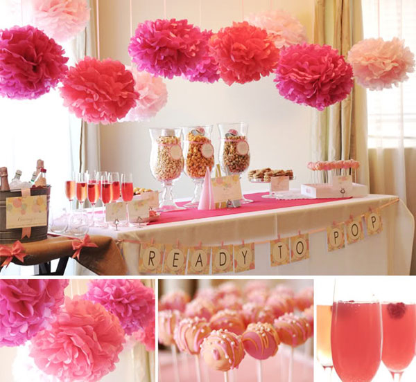 Ready to pop decorations for baby shower pictures photos for Baby shower decoration ideas pinterest