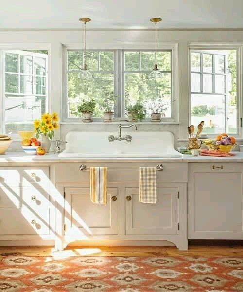 Country kitchen pictures photos and images for facebook tumblr pinterest and twitter - Pinterest country kitchen ...