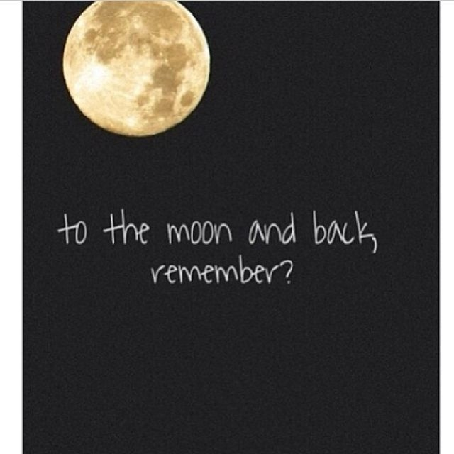 I Miss You To The Moon And Back Quotes: To The Moon And Back Remember Pictures, Photos, And Images